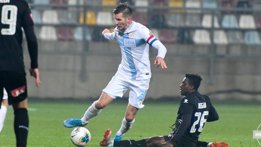 Alexander Gorgon, Fußballer in Kroatien - Student in Deutschland
