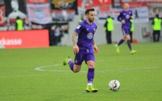 Calogero Rizzuto studiert neben dem Fußball Sportmanagement.
