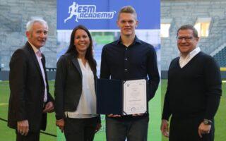 Matthias Ginter ist Sportmanager