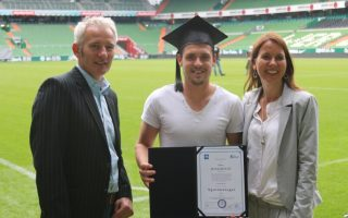 Zlatko Junuzovic ist zertifizierter Sportmanager