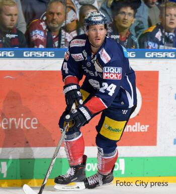 André Rankel unser 1. Eishockeyspieler wird Sportmanager