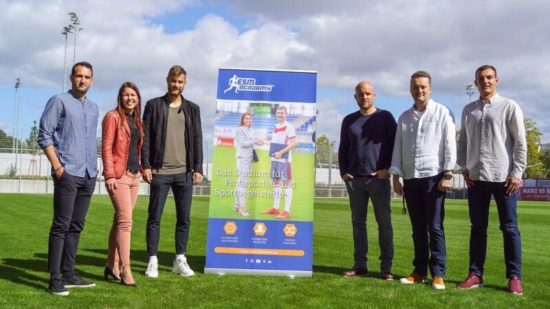 Der 1. FSV Mainz 05 ist unser neuer Bildungspartner