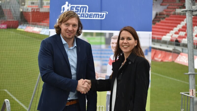 Bildungskooperation mit dem FC Würzburger Kickers