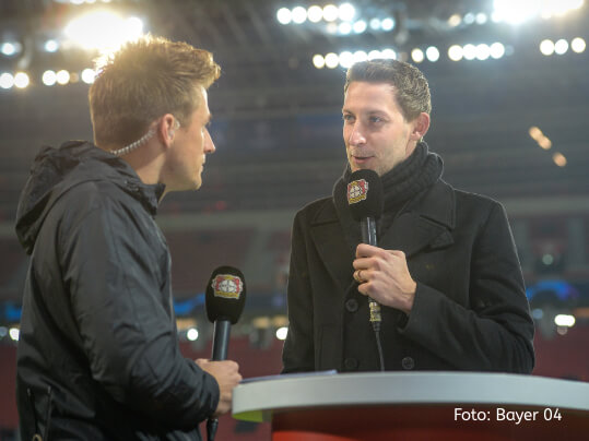 Stefan Kießling im Interview